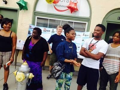 Help Young People Become Neighborhood Change Agents!