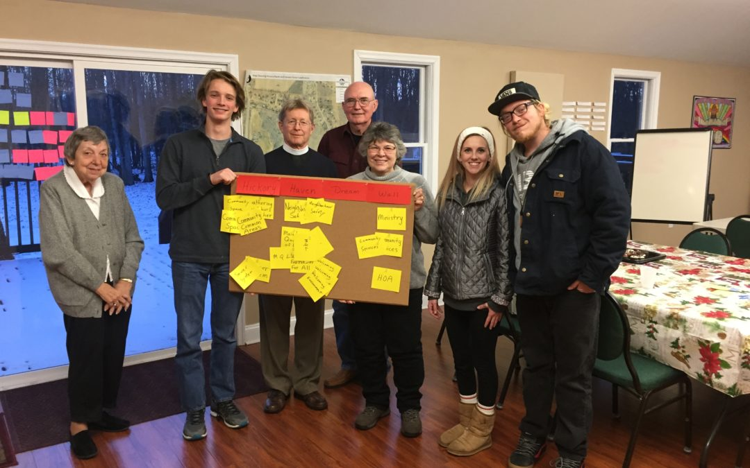 How ABCD Listening Leads to New Friendships: The Story of St. Francis Episcopal and Hickory Haven